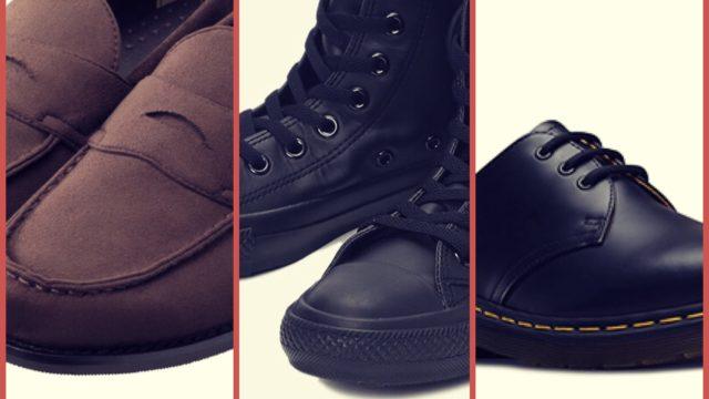【大学生・高校生メンズ におすすめの靴3選】簡単おしゃれテクも!